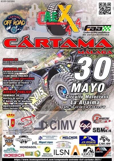 CAEX 4x4 Cártama 2021