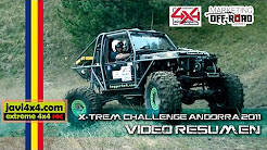 X-Trem Challenge Andorra 2011
