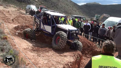 1er trial extremo Bestial4x4
