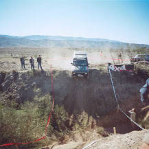 Raid Maroc 2003 Prologo Almeria (Tabernas)
