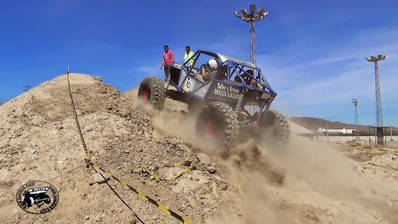 Trial 4x4 Caves of Almanzora 2014