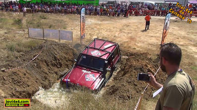 Trial 4x4 of Cártama 2015