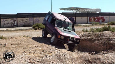 4x4 afternoon at La Aldeilla 2013-07-05