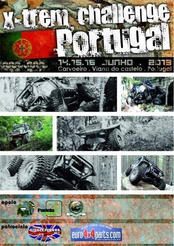 X-Trem Challange Portugal 2013