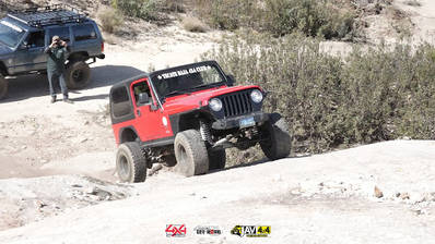 4x4 exit Jacume, Tecate
