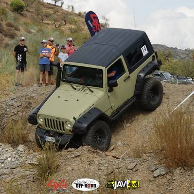 Trial 4x4 de Válor 2019