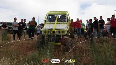 Trial 4x4 Cogollos Vega 2019