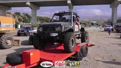 Trial 4x4 Castell de Ferro 2017