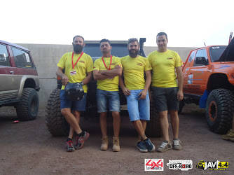 Trial 4x4 Caves of Almanzora 2016