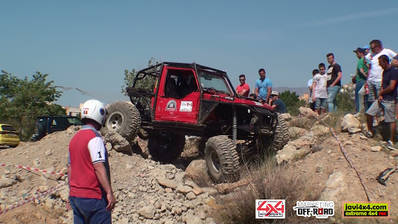 V Trial 4x4 of La Aldeilla