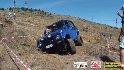 Trial 4x4 of Cártama 2016
