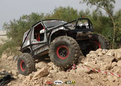 Trial 4x4 of Las Norias 2019