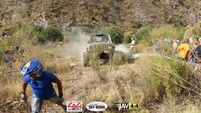 VI Trial 4x4 of Jorairatar 2018