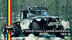 X-Trem Challenge Andorra 2012