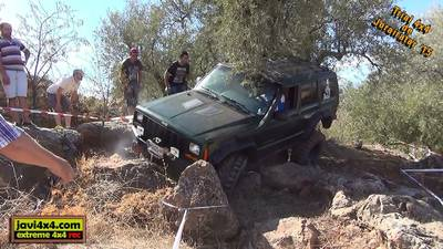 IV Trial 4x4 Adventure of Jorairatar 2015