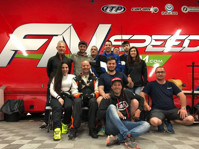 Equipo FN Speed Team