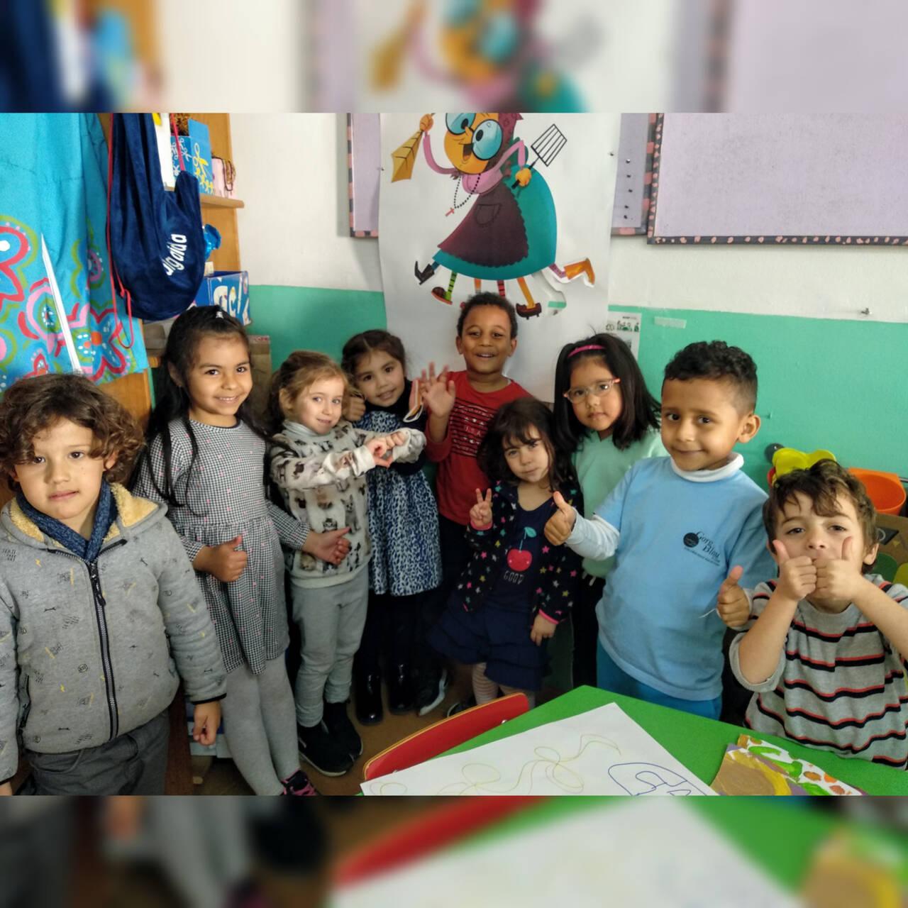 Celebrant el primer dia de la Jaia Corema