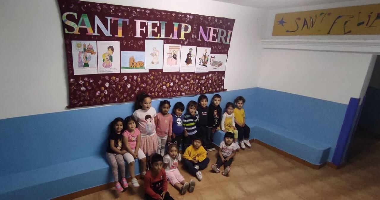 Dia de Sant Felip Neri