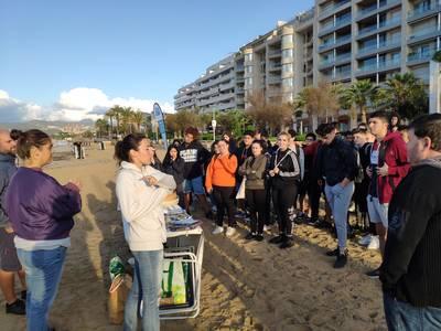 4T D'ESO i FPB col·laboren amb Save The Med