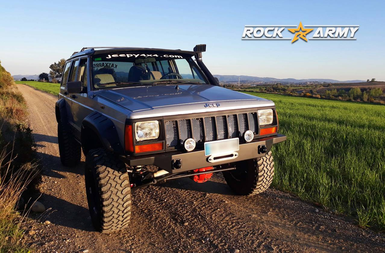 RockArmy - Manufacturer of accessories for off-road vehicles