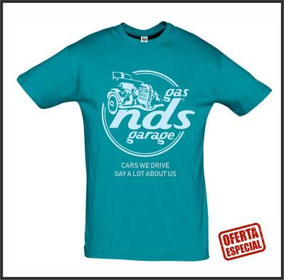 Green NDS T-shirt