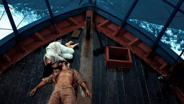 <p><em>Fotograma &lsquo;O Barco&rsquo; (Brasil)</em></p>