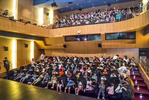 "<p style=""font-weight: 400;"">Matinals infantils al CaixaForum. Foto: Oriol C&aacute;rceles</p>"