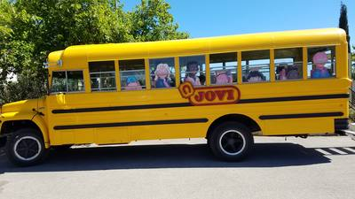 Sortida al Jovi bus