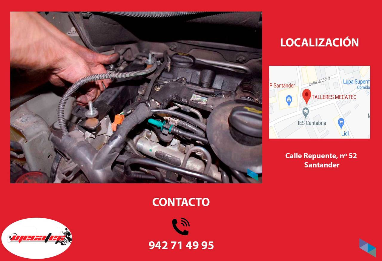 """Distribution kit with water pump"" Mecatec Workshop"