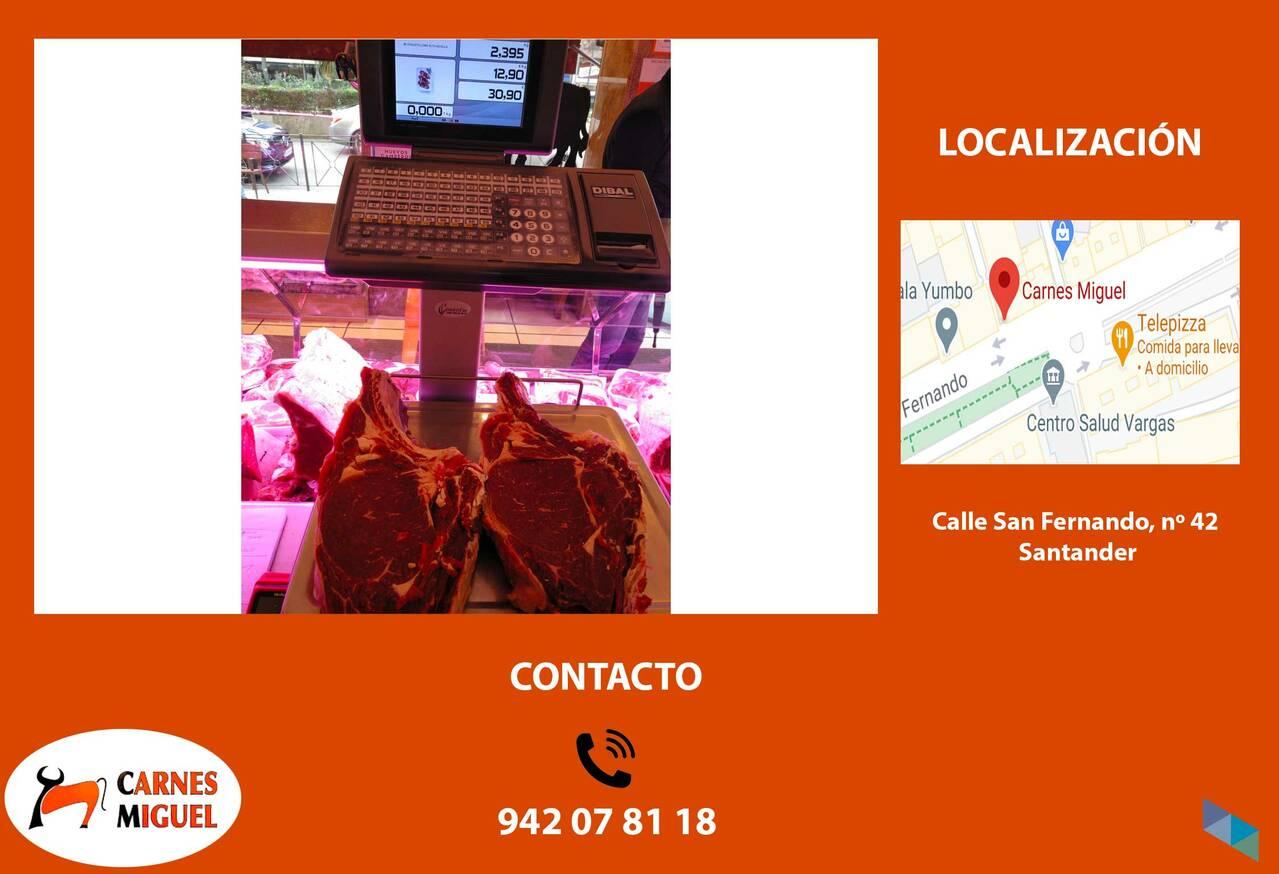"""Incredible steak deals"" Carnes Miguel [2]"