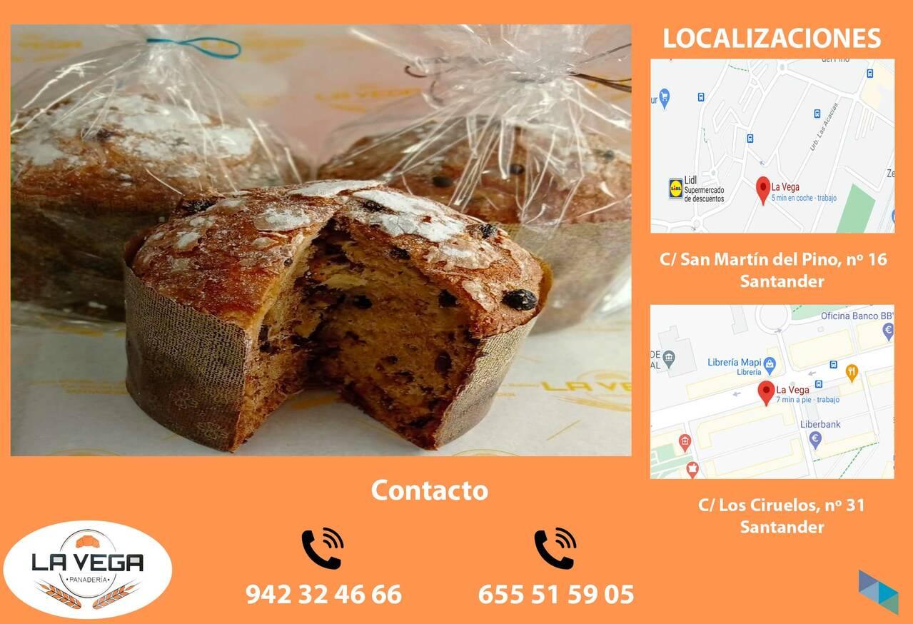 """The best artisan products"" Panadería La Vega [2] [2] [2]"