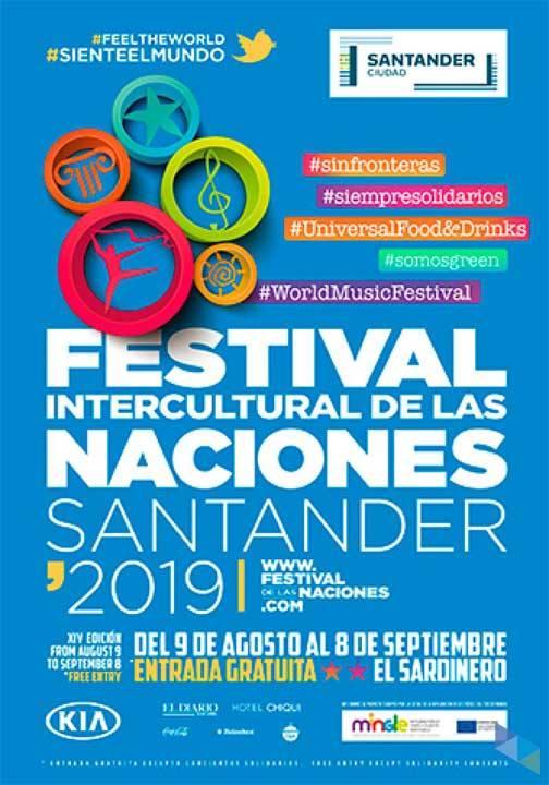 Los Fonotarecos, beim XIV. Interkulturellen Festival (Musik)