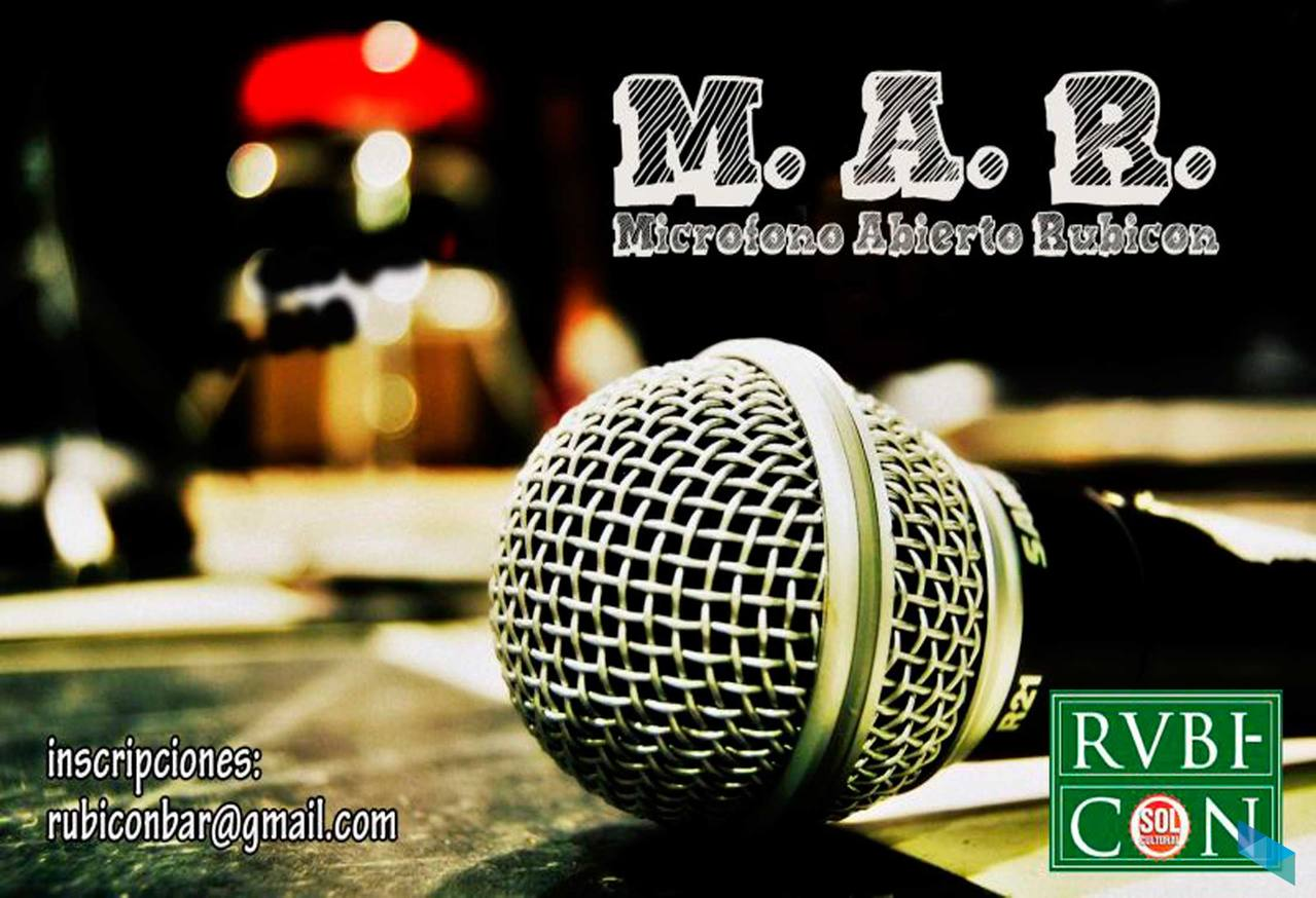 MAR: Rvbicón Open Microphone (Musique)