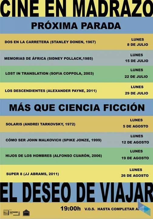 """Children of men"", by Alfonso Cuarón (VOS) (Cinema)"
