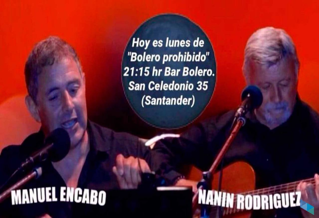 Bolero Monday prohibited (Music)