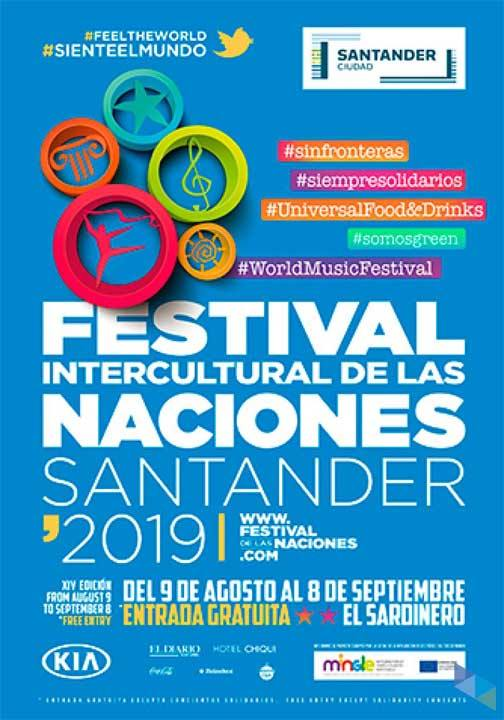Los Fonotarecos beim XIV. Interkulturellen Festival