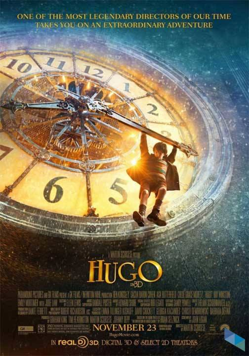 """""""The invention of Hugo"""", by Martin Scorsese (Cinema)"""