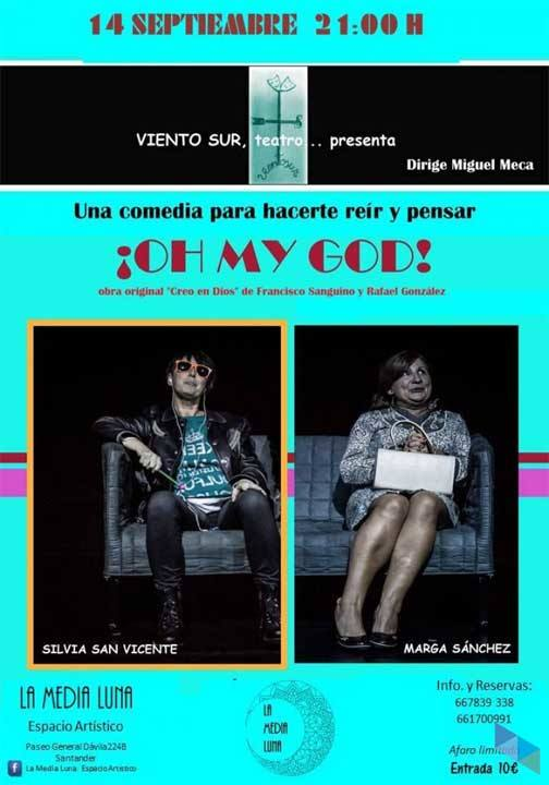 """""""Oh my God!"""", A comedy directed by Miguel Meca (Music)"""