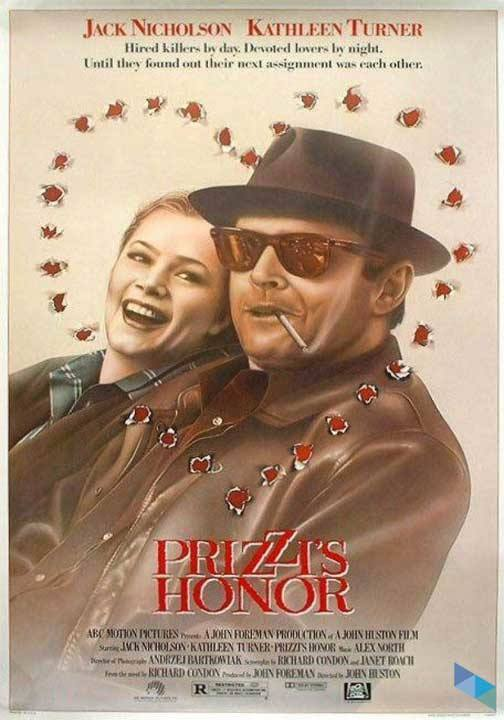"""""""The Honor of the Prizzi"""" by John Huston (VOS) (Cinema)"""
