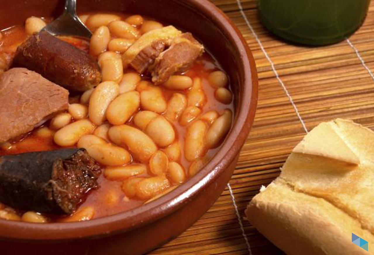 """""""Asturian special menu"""" Restaurant Tal Qué"""