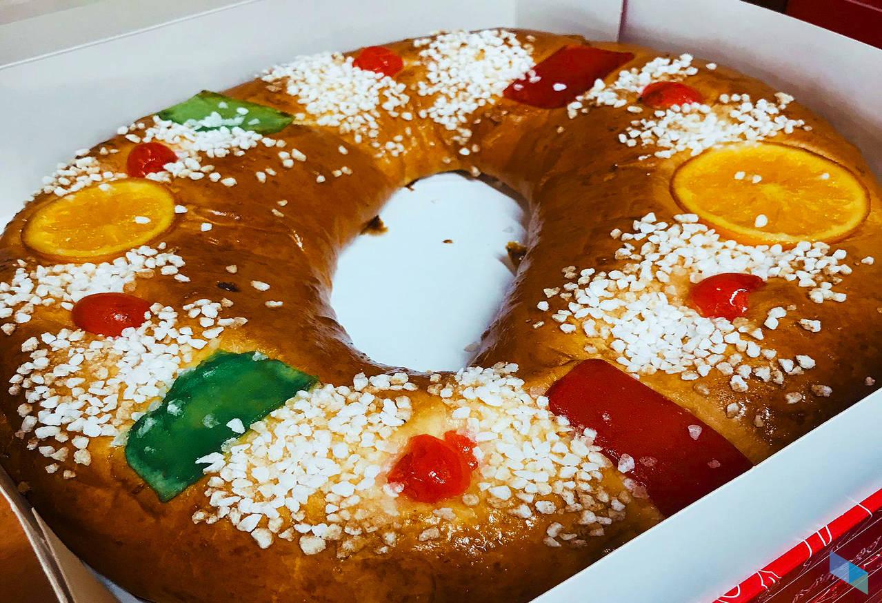 """Last Roscones de Reyes"" Bakery La Vega"