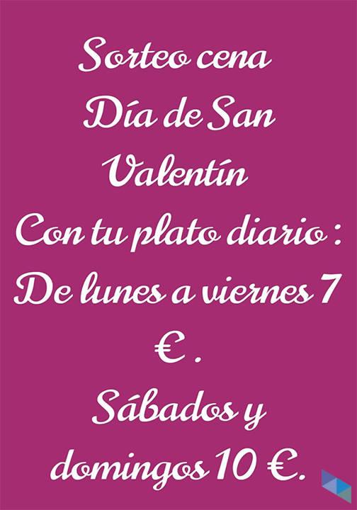 Draw Valentine! Restaurant Tal Qué