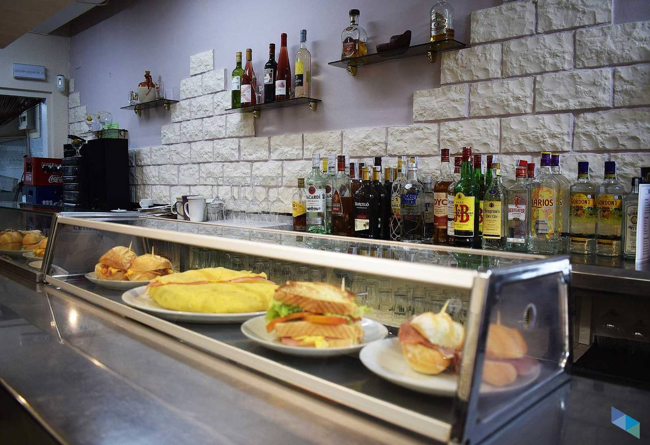 """New in Santander"" Cafeteria Ruta 78"