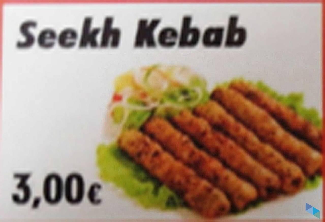 """""""Sehk Kebab"""" Kebab Floranes"""