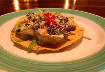 """""""Disfruta de la mejor comida mexicana"""" La cantina Azteca"""