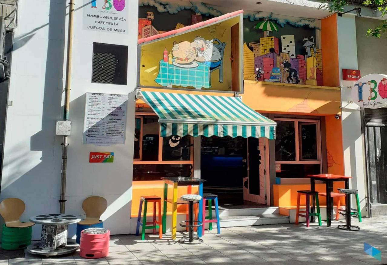 """""""Horarios de verano"""" TBO Food and Games"""