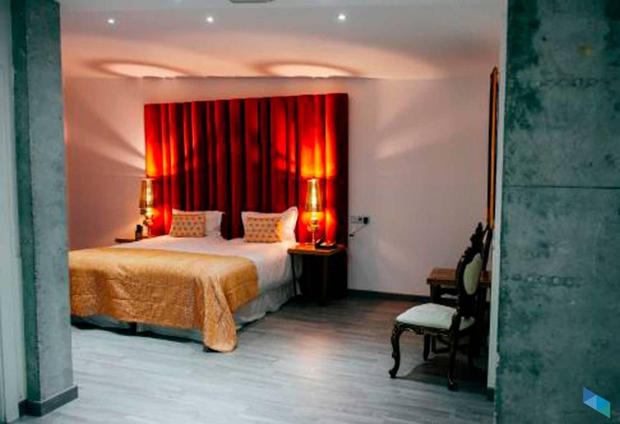 """""""Unas vistas privilegiadas"""" Hotel Art Santander"""