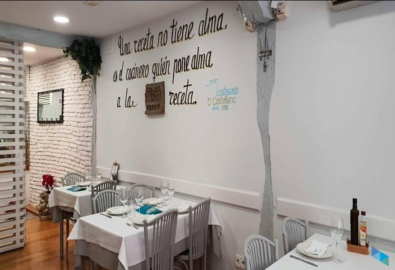 """""""Disfruta de una experiencia única"""" Restaurante El Castellano"""