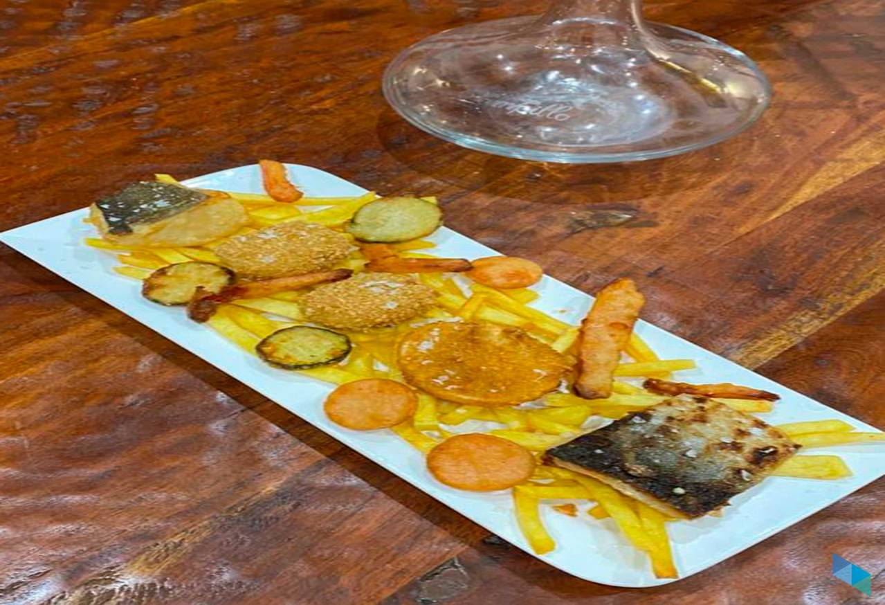 """""""Fish and Chips"""" Restaurante Tal Cual"""