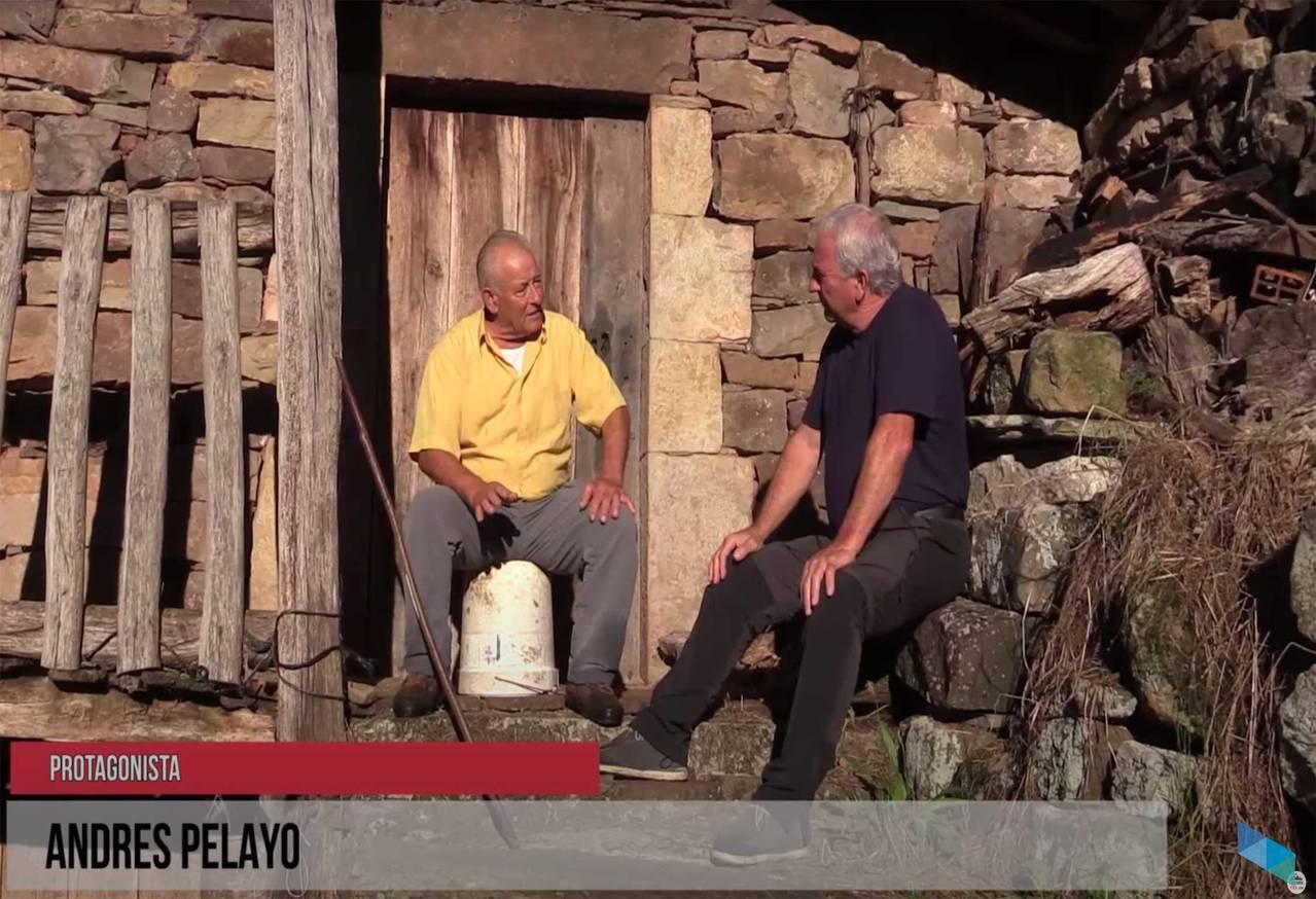 Episodio 1: Andres Pelayo en RUCABAO - VEGA DE PAS - Cantabria Viva